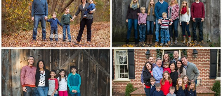 10 Tips for What to Wear for Family Portraits